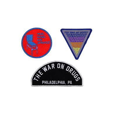 The War On Drugs Patch Set