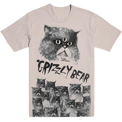 Grizzly Bear Catz Men's Tee