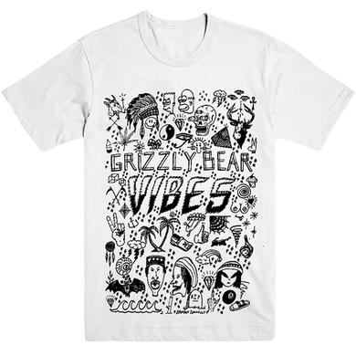 Grizzly Bear Vibes Men's SS Tee