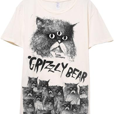 Grizzly Bear Catz Men's SS Tee