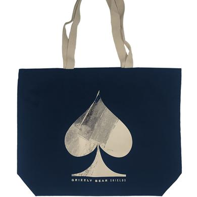 Grizzly Bear Shields Logo Canvas Bag