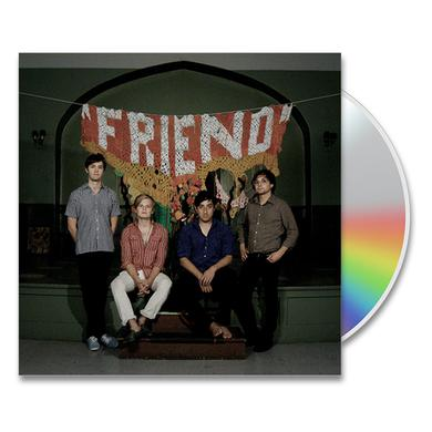Grizzly Bear Friends CD