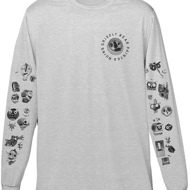 Grizzly Bear Simon Longsleeve Tee