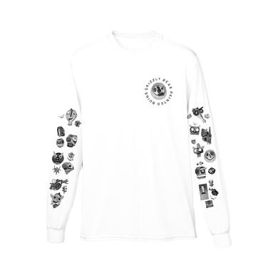Grizzly Bear Simon Long Sleeve (White)