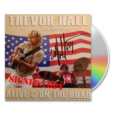 Trevor Hall Alive & On the Road (Signed)