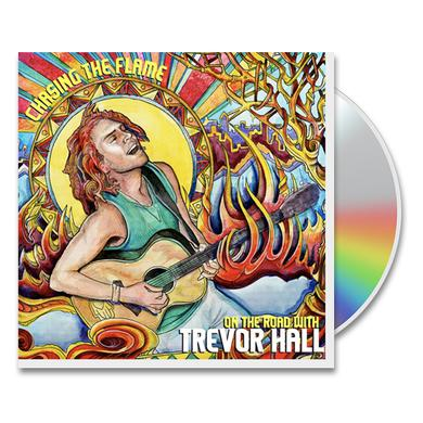 Trevor Hall Chasing the Flame Live CD
