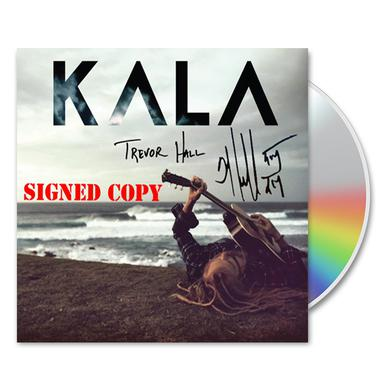 Trevor Hall Kala CD (Signed)