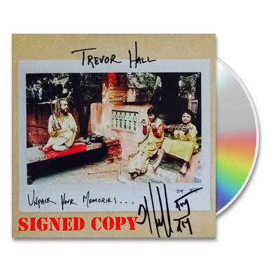 Trevor Hall Unpack our Memories EP CD (Signed)