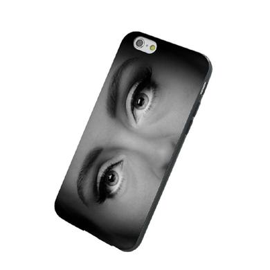 Adele Eyes Open iPhone Case