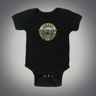 Guns N' Roses Sweet Child Bullet Onesie