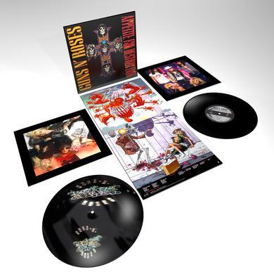Guns N' Roses Appetite For Destruction - 2LP 180-Gram Audiophile Vinyl Edition