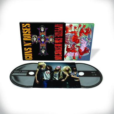 Guns N' Roses Appetite For Destruction - 2CD Deluxe Edition