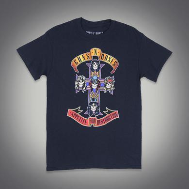 Guns N' Roses Appetite Cross Tee