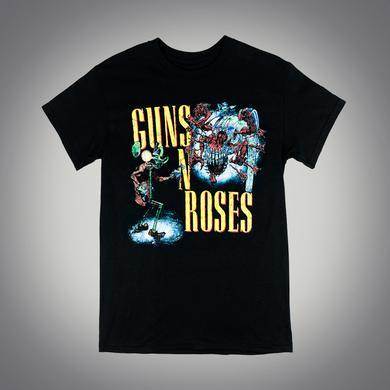 Guns N' Roses 1988 Appetite Donnington Tee