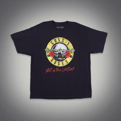 Guns N' Roses Bullet Seal Tour Tee