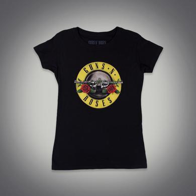 Guns N' Roses Bullet Seal Women's Tee