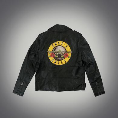 Guns N' Roses GNF'NR Women's Leather Jacket
