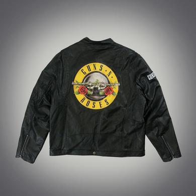 Guns N' Roses GNF'NR Men's Leather Jacket