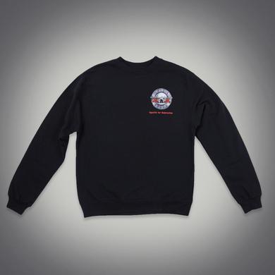 Guns N' Roses Bullet Seal Crewneck Sweatshirt