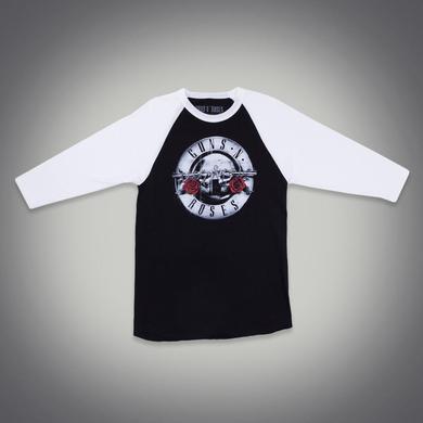 Guns N' Roses Silver Bullet Raglan