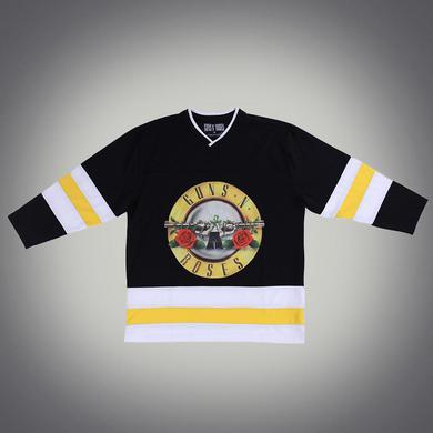 Guns N' Roses Bullet Hockey Jersey