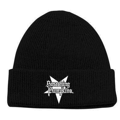 The Smashing Pumpkins Zero Star Folded Beanie