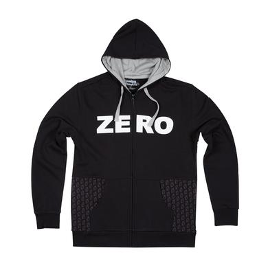 The Smashing Pumpkins Reflective Zero Zip Hoodie
