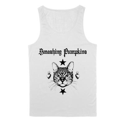 The Smashing Pumpkins 3D Eye Tank Top