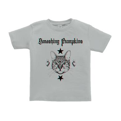 The Smashing Pumpkins 3D Eye Toddler T-Shirt