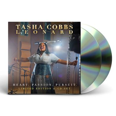 Tasha Cobbs Heart. Passion. Pursuit. Deluxe CD