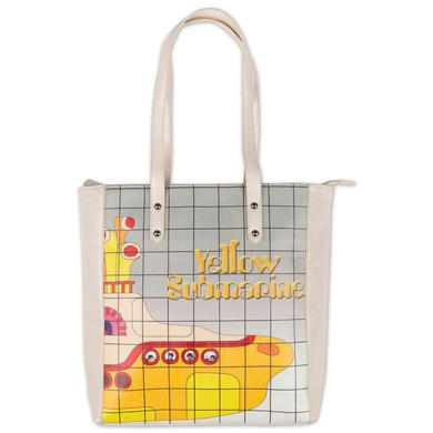 The Beatles Yellow Submarine Tote Bag