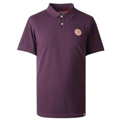 The Beatles Lonely Hearts Club Purple Polo