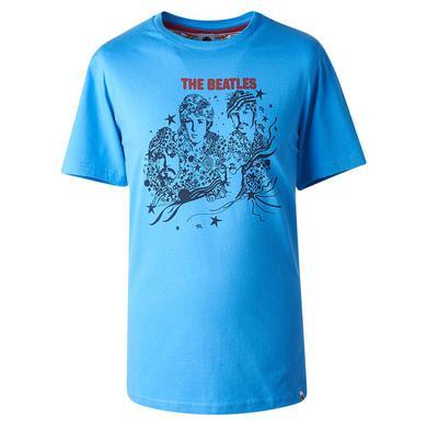 The Beatles Inner Light Blue T-Shirt