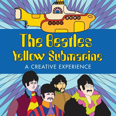 The Beatles Yellow Submarine: A Creative Experience Coloring Book