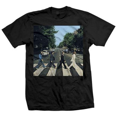 The Beatles Abbey Road Full Color T-Shirt