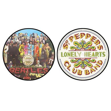 The Beatles Sgt. Pepper's Lonely Hearts Club Band Anniversary Edition 1 LP Picture Disc (Vinyl)