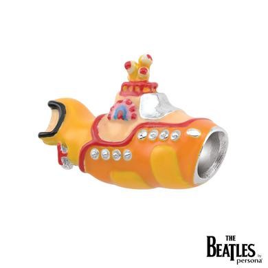 The Beatles 925 Sterling Silver Yellow Submarine Bead