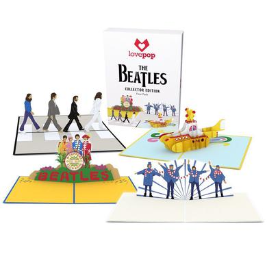 The Beatles Love Pop Collector Edition Pack