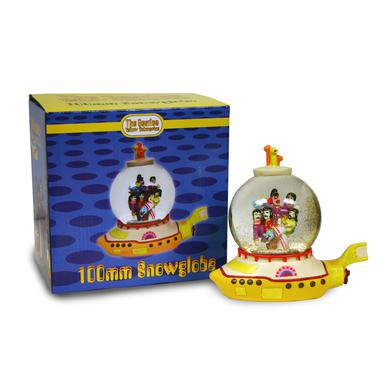 The Beatles Yellow Submarine Snow Globe