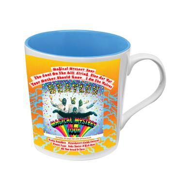 The Beatles 12 oz. Magical Mystery Tour Mug