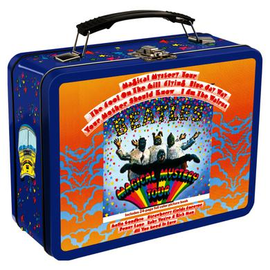 The Beatles Magial Mystery Tour Tin Tote
