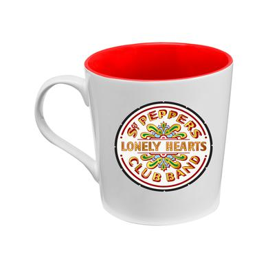 The Beatles 12 oz. Sgt. Pepper Ceramic Mug