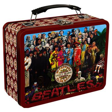 The Beatles Sgt. Pepper Tin Tote