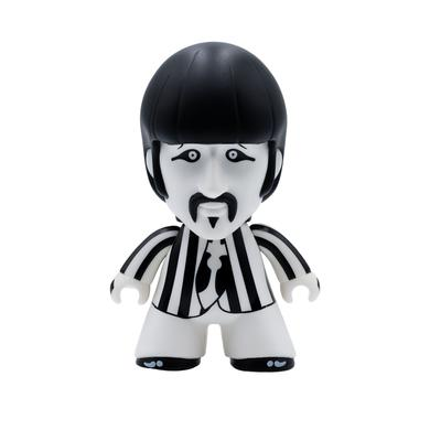 "The Beatles TITANS: 4.5"" B&W Ringo"