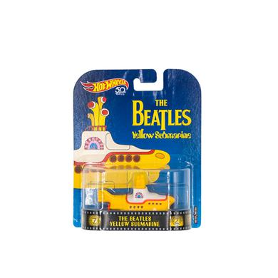 The Beatles Yellow Submarine Hot Wheels