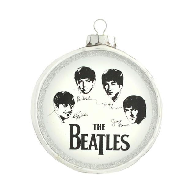 The Beatles Beatlemania Ornament