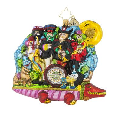 The Beatles Yellow Submarine 50th Anniversary Ornament