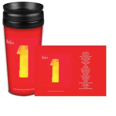 "The Beatles ""1"" - 14 oz Travel Tumbler"
