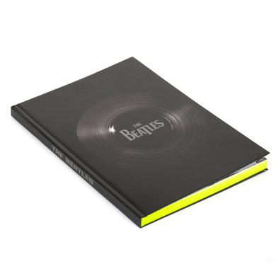 The Beatles Colored Edge Notebook