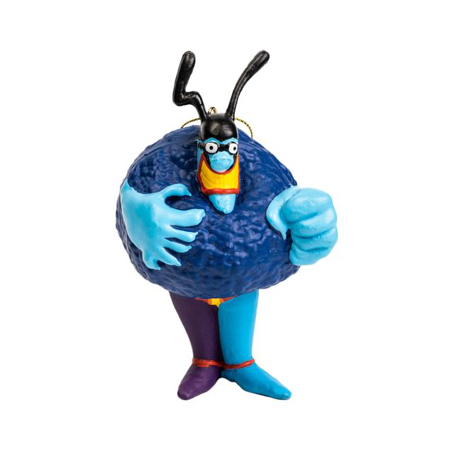 The Beatles Blue Meanie Ornament
